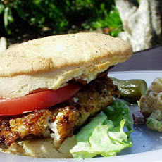 Special Country Breaded Chicken Sandwich