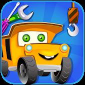 Game Mechanic Truck Builder Garage APK for Kindle