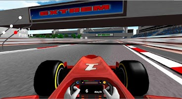 Screenshot of Formula Unlimited Championship