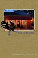 Screenshot of Blue Talon Bistro