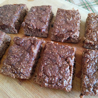 Protein Brownies (vegan Friendly)