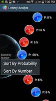 Screenshot of Lottery-Analyst