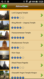 Bhubaneswar Offline Guide - screenshot