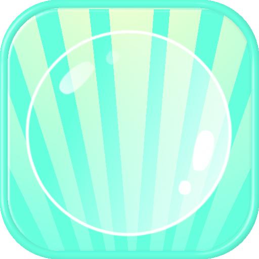 泡泡流行動態壁紙 LOGO-APP點子