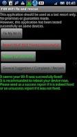 Screenshot of FXR WiFi fix and rescue