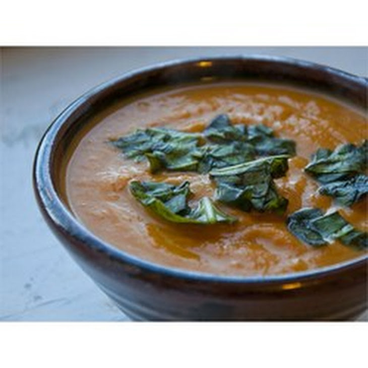 Thai Pumpkin Soup