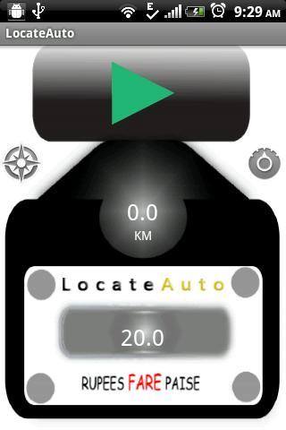 LocateAuto > Auto Fare Meter