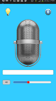 Screenshot of Voice Navigation