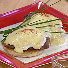 Emerilized Eggs Benedict
