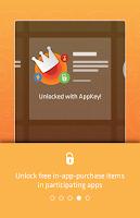 Screenshot of AppKey