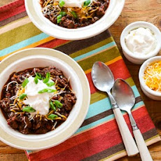 Pressure Cooker All-Beef Ancho and Anaheim Chili