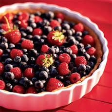 Triple Berry Tart