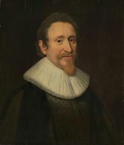 RIJKS: workshop of Michiel Jansz. van Mierevelt: painting 1631