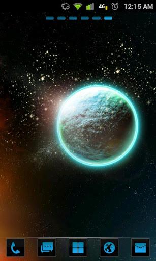 【免費個人化App】Galactic Synergy LWP Free-APP點子