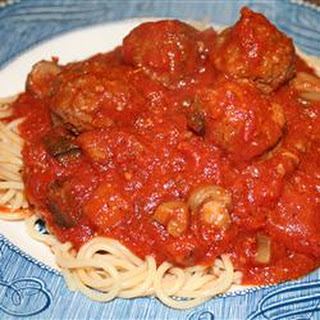 Roma Tomato Spaghetti Sauce Recipes
