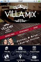 Screenshot of Villa Mix
