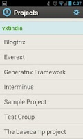 Screenshot of Everest - for Basecamp