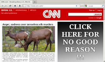 Screenshot of Super Elk Murder 2017