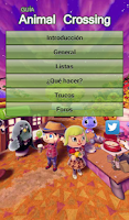 Screenshot of Animal Crossing New Leaf Guía