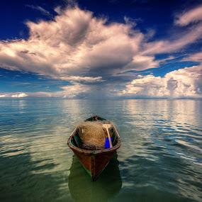 by NC Wong - Landscapes Waterscapes ( simpang menggayau, kota kinabalu, tip of borneo, kudat, borneo )