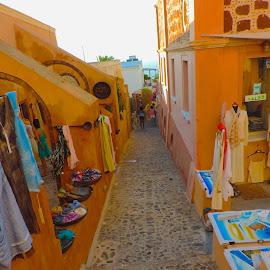 Greek Market by Andrea Riccobene - City,  Street & Park  Markets & Shops (  )