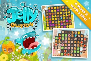 Screenshot of Jelly Glutton - Candy puzzle