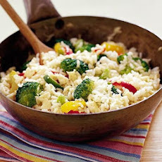 Veggie Egg-fried Rice