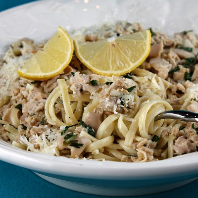 Pioneer Woman's Linguine with Clam Sauce