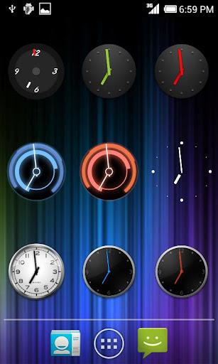 [✝] Lennox Clock Widget
