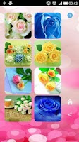 Screenshot of Roses flower Wallpapers V2