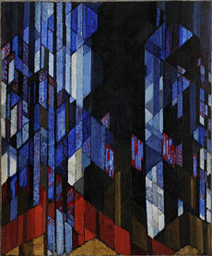 The Cathedral, František Kupka