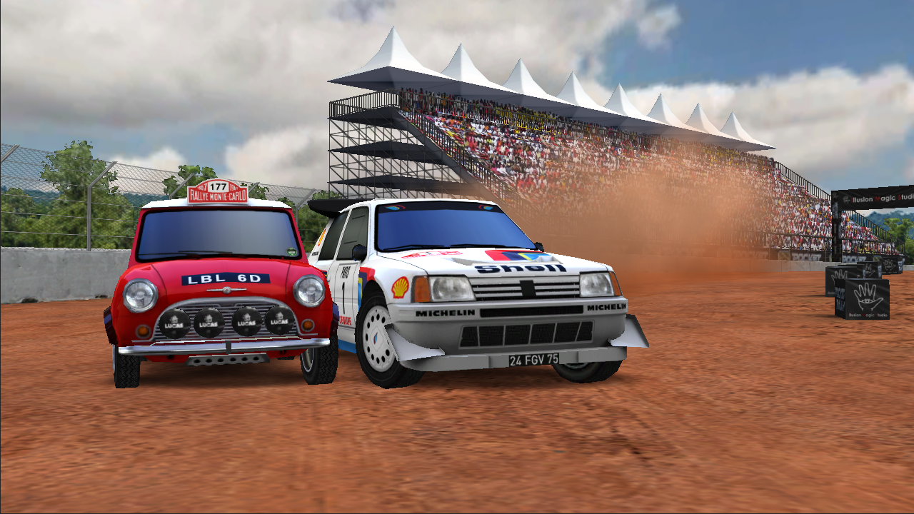 Pocket Rally Screenshot 1