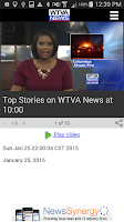 Screenshot of WTVA News