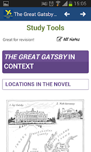 contextual study the great gatsby