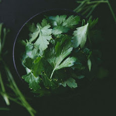Creamy Parsley Pesto
