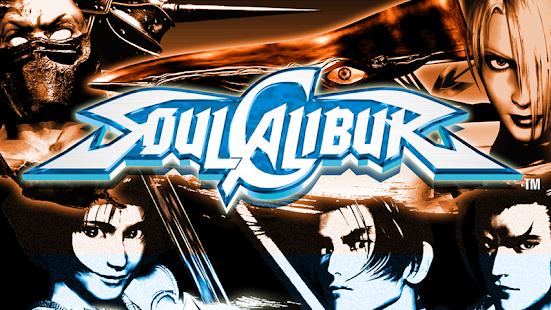 SOULCALIBUR apk screenshot