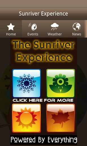 The Sunriver Experience