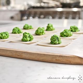 Steamed Edamame Dumplings Recipes