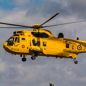 by Paul Scullion - Transportation Helicopters ( helicopter, flight, winch, rescue, seaking )