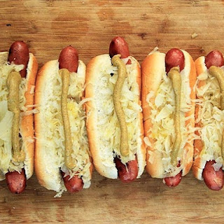 Hot Dogs Sauerkraut Recipes