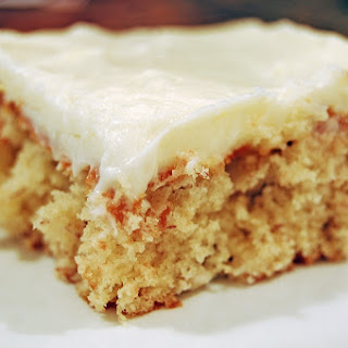 Frosted Banana Bars With Sour Cream Recipes