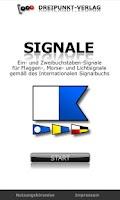 Screenshot of Signale