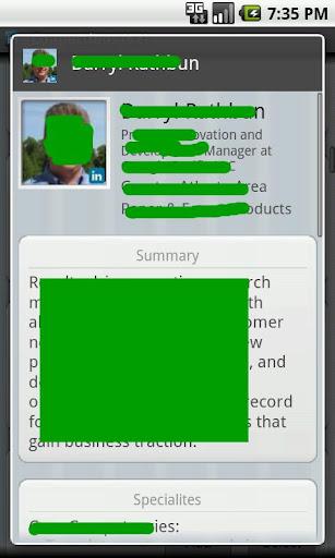 【免費通訊App】Linked Contact-APP點子