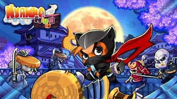 Screenshot of Nyanko Ninja