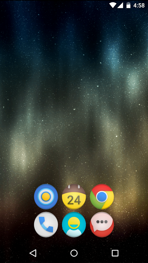 Simplo - Icon Pack Screenshot 0