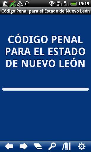 Penal Code Nuevo León State