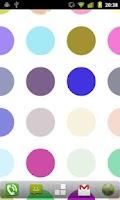 Screenshot of Color Dots Design HD