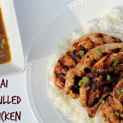 Thai Grilled Chicken