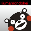 kumamon battery widget icon