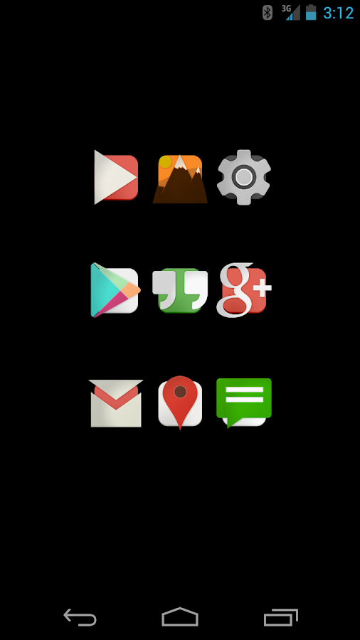 KEX - Icon Pack Screenshot 1